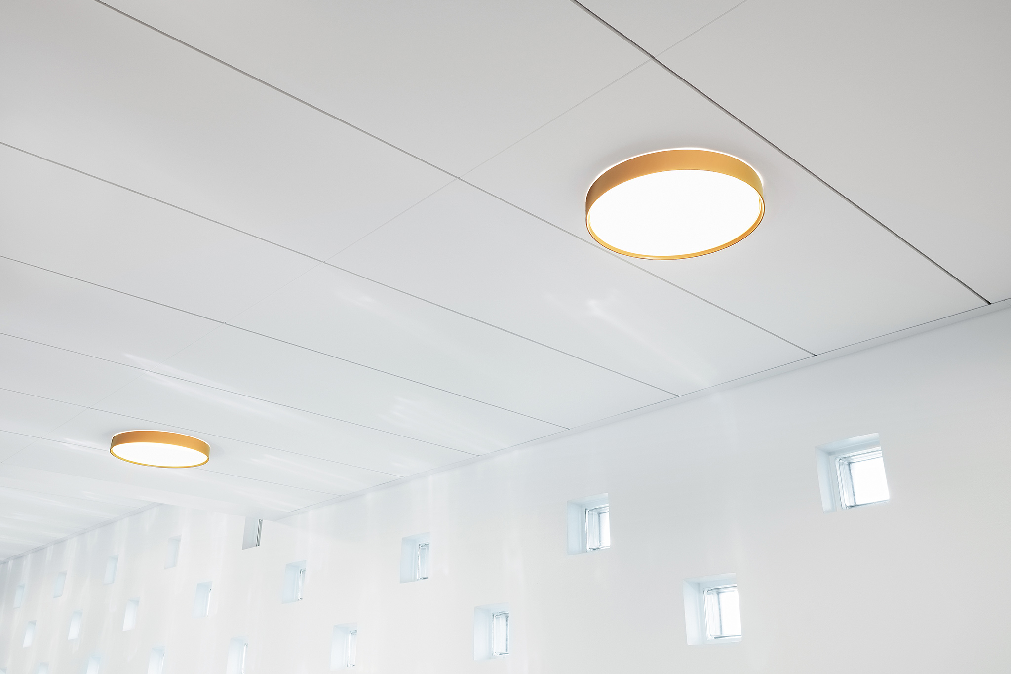 Lightscapes - lighting design for Glostrup Psychiatry