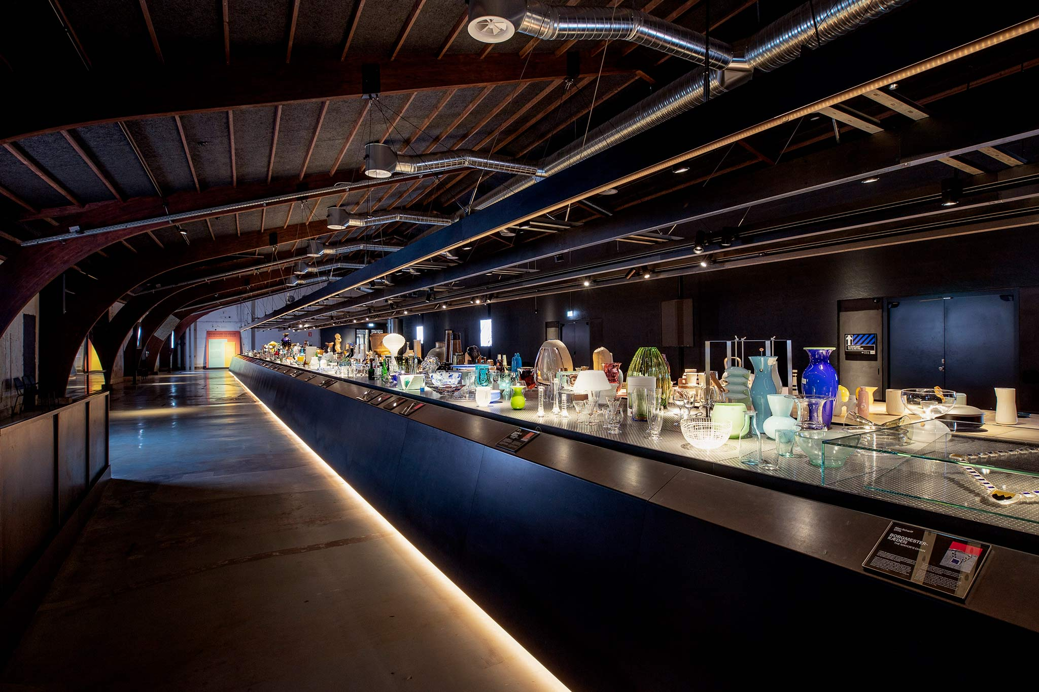 Lighting Design for museums